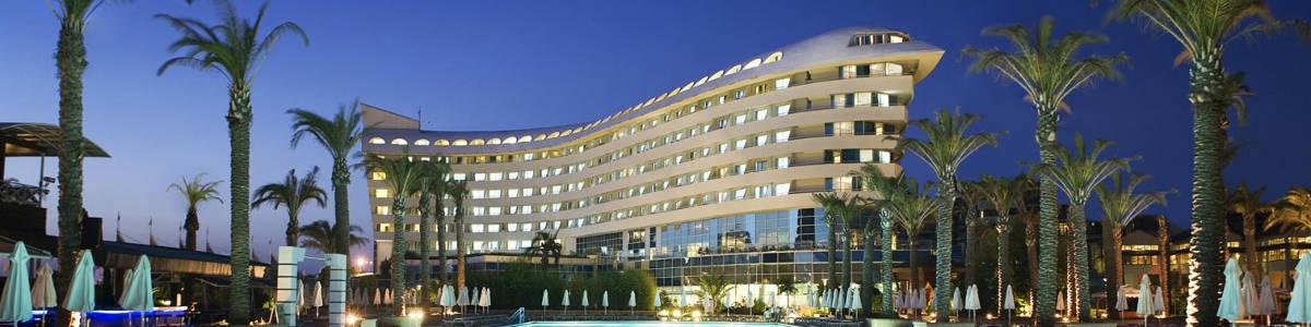 Замки для готелів